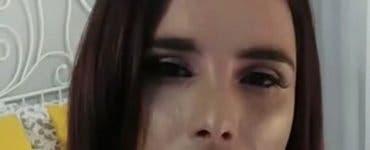 """Alexandra Bodi a făcut un ritual special pentru hateri: """"Eu sunt și vrăjitoare, țineți minte"""""""