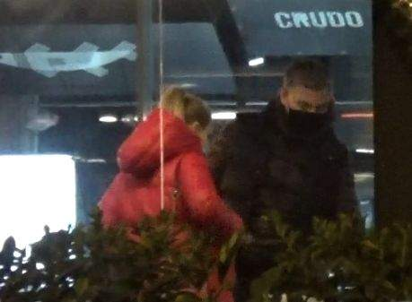 Alexandru Ciucu și Alina Sorescu, întâlnire romantică de Anul Nou! Cu ce probleme s-a confruntat aceștia