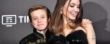 Fiica Angelinei Jolie nu mai vrea să fie băiat. A oprit tratamentul cu hormoni. Cum arată acum?