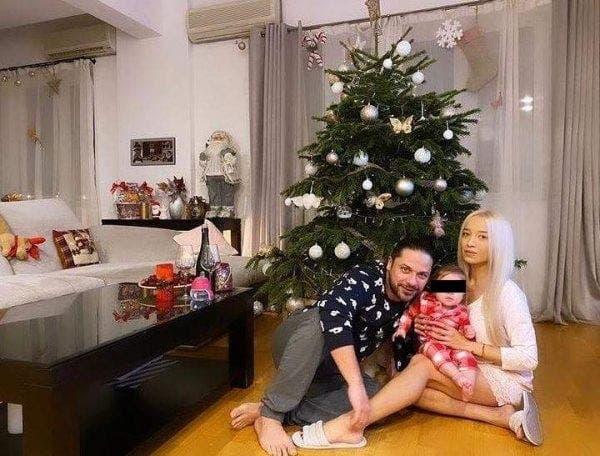 Augustin Viziru a publicat o fotografie rară cu iubita lui