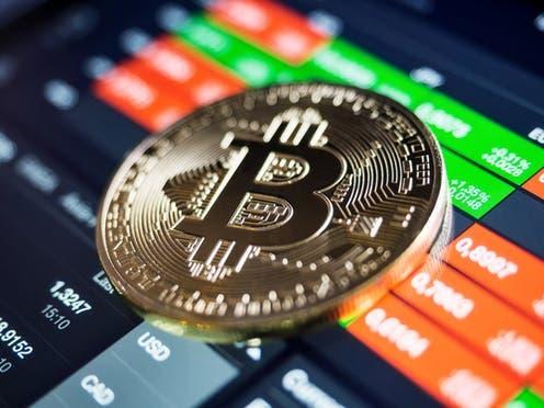 Bitcoin-ul a scăzut abrupt! Moneda virtuală ar putea deveni o bulă speculativă