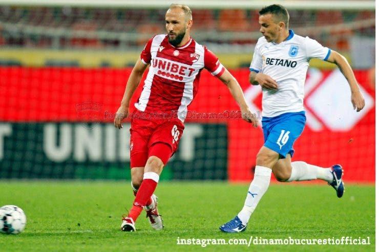 Dinamo, Ionel Gane, FC Botoșani,