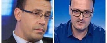"""Scandal uriaș între Alexandru Cumpănașu și Victor Ciutacu în direct! """"Nu mă iau de amantele tale"""""""