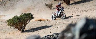 Emanuel Gyenes Dakar, Malle Moto