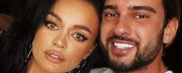 Cum arată iubita lui Dorian Popa după ultima intervenție a buze! Babs i-a uimit pe fani