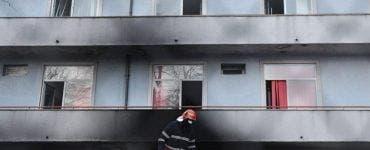 Încă un deces după incendiul de la Matei Balș! Bilanțul a crescut la 6