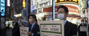 Încă o țară de izolează din cauza pandemiei! Japonia declară din nou stare de urgență