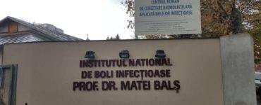 Iată numerele unde pot suna rudele pacienților Matei Balș! Mai mulți pacienți au fost transportați la alte spitale