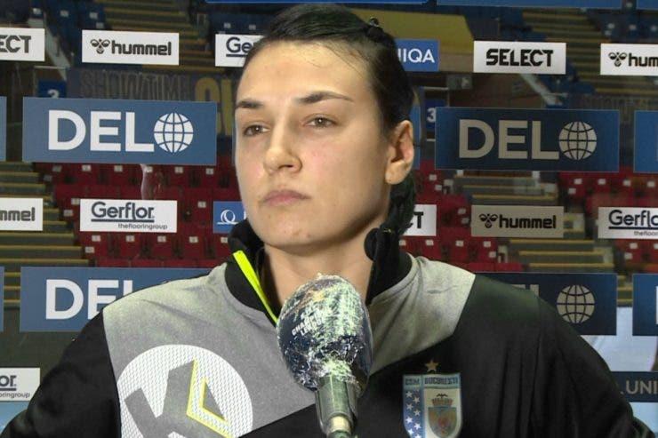 CSM București, Liga Campionilor, Cristina Neagu