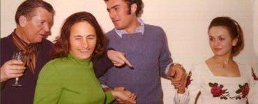 Ea a fost ultima femeie din viața lui Nicu Ceaușescu. L-a primit când a ieșit din pușcărie și l-a îngrijit pe patul de moarte