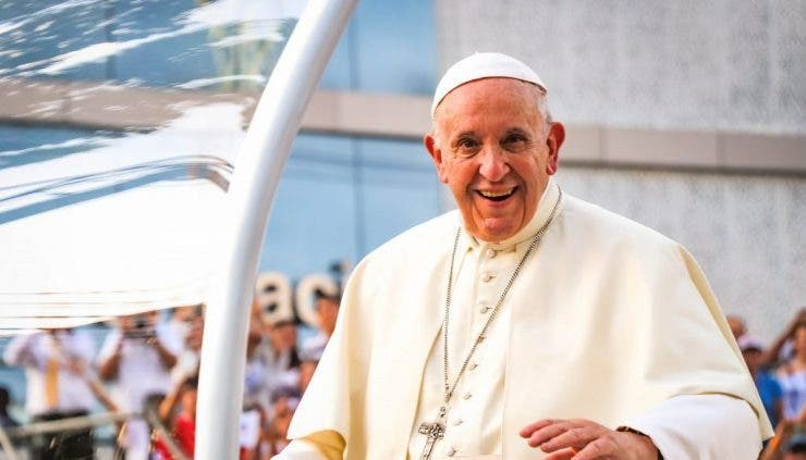 Cum se simte Papa Francisc in urma externarii