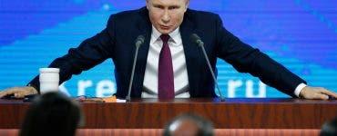 """Putin trage un semnal de alarmă în legătură cu tensiunile globale: """"Ar putea duce la o luptă a tuturor împotriva tuturor"""""""