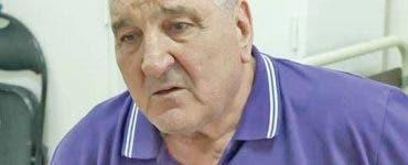 Rică Răducanu fusese internat în salonul care a luat foc la Matei Balș! În ce stare se află soția lui