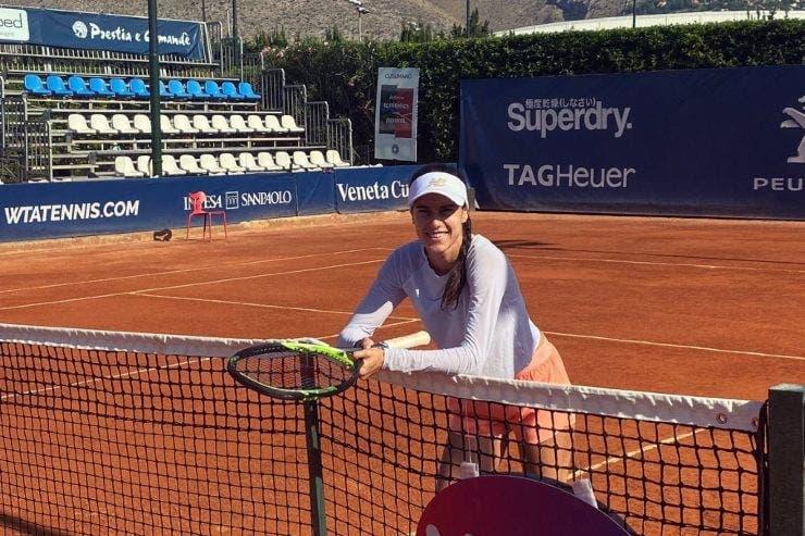 Sorana Cîrstea, Adrian Cruciat, Australian Open 2021,