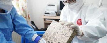 Dozele de vaccin anti-COVID au fost livrate la spitalul din Slobozia în cutii de pizza. Ce a explicat Valeriu Gheorghiţă