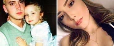 Cum arată acum fiica lui Eminem! La 25 de ani, tânăra atrage privirile tuturor