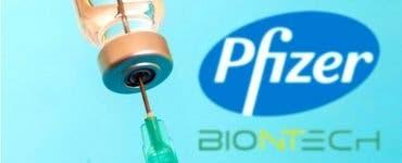 A șaptea tranșă de vaccin Pfizer_BioNTech a ajuns în România.