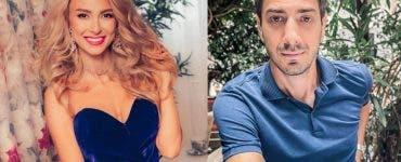 Andreea Bălan refuză să se mute cu Tiberiu Argint