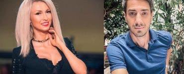 Andreea Bălan și Tiberiu Argint, declarații de dragoste în mediul online