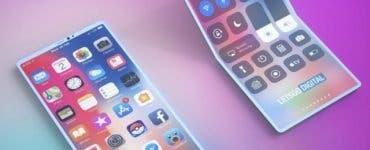Apple a aprobat primul telefon pliabil cu care va ieși pe piață