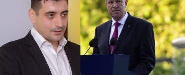 Atacul dur al liderului AUR la adresa președintelui Klaus Iohannis