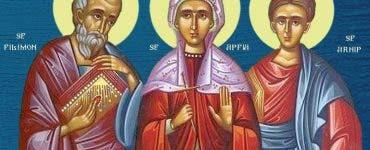 Calendar ortodox 19 februarie 2021