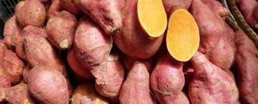 Cartoful dulce