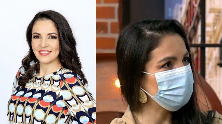 Cristina Joia, prima apariție după ce a fost bătută de o femeie