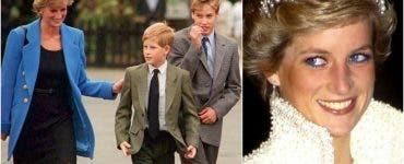 Cu cine a vorbit Prințesa Diana