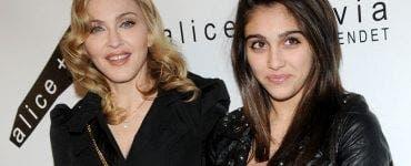 Lourdes Leon si Madonna
