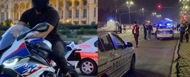 Polițistul decedat într-un accident în Piața Constituției și-a prevestit moartea