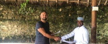 Romanul cu hotel in Zanzibar