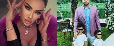 Scandal între Bianca Drăgușanu și Gabi Bădălău! Scandal între Bianca Drăgușanu și Gabi Bădălău! Copiii afaceristului au fost de față