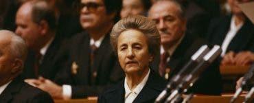 """Elena Ceaușescu văzută prin ochii străinilor: """"Diabolică, un cocktail devastator"""""""