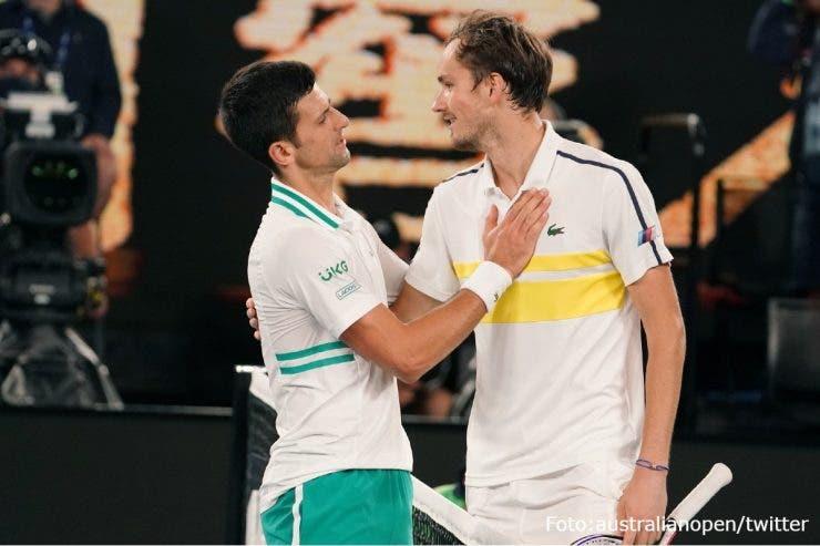 Novak Djokovic, Daniil Medvedev, Australian Open 2021, Djokovic campion la Australian Open
