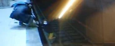 Cine e eroul care a salvat-o pe adolescenta cu depresie, la metroul din București? Tatăl lui este faimos