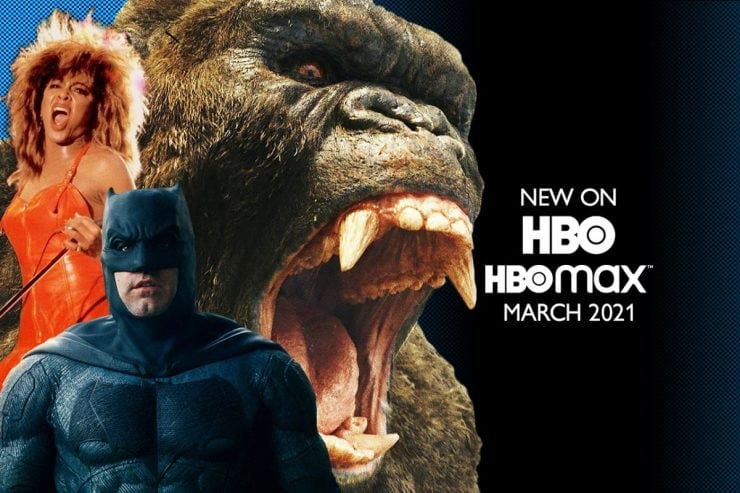 Filme noi HBO Max martie 2021