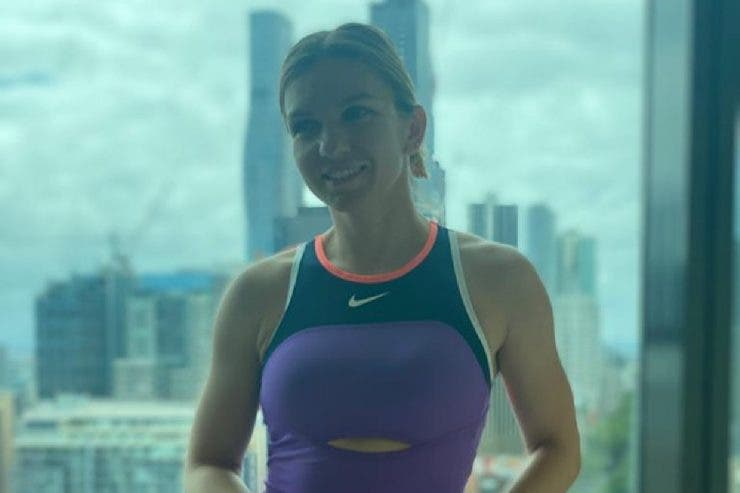 simona halep, simona halep s-a retras de la Doha, Dubai, WTA