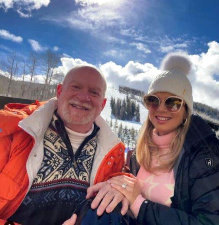 Primele imagini cu Iasmina Hill însărcinată! Soția milionarului Bradford Aaron Hill va naște pentru a doua oară
