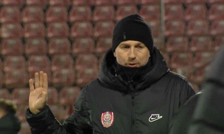 CFR Cluj, FC Botoșani, Edi Iordanescu,