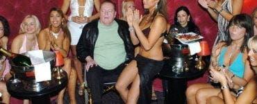 Larry Flynt va fi înmormântat cu stripteuze! Regele porno va avea funerarii unice