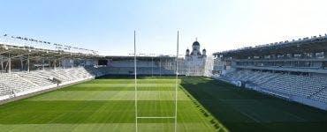 eduard novak, Federația Româna de Rugby, Stadion Arcul de Triumf