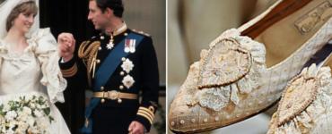 Ce mesaj i-a transmis Prințesa Diana în ziua nunții Prințului Charles! Aceasta s-a folosit de pantofii ei
