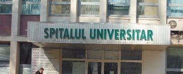 Explozie la Spitalul Universitar! Bubuitura puternică a cutremurat unitatea medicală
