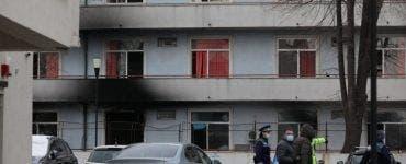 Încă un pacient de la Matei Balș a decedat în urma incendiului! Bilanțul a ajuns la 8 morți