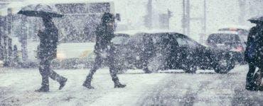 Trei alerte meteo de vreme severă! De joi, va ninge abundent, iar temperaturile scad până la -15 grade Celsius