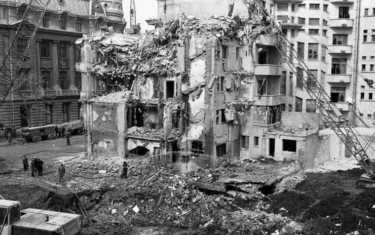 44 de ani de la Cutremurul din 1977