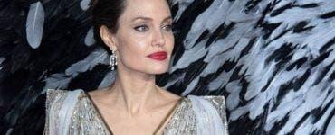 Angelina Jolie a fost dependenta de droguri