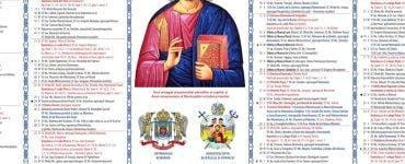 Calendar ortodox 10 aprilie 2021