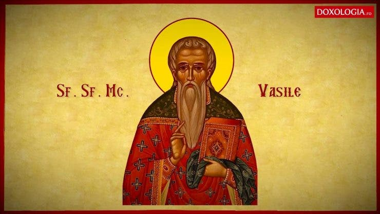 Calendar ortodox 22 martie